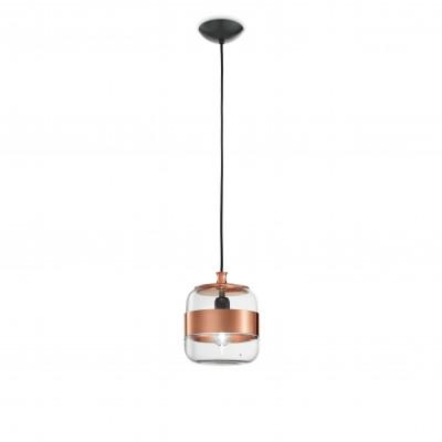 Vistosi - Retrò - Futura SP S - Design chandelier - Copper - LS-VI-SPFUTURPCRRA