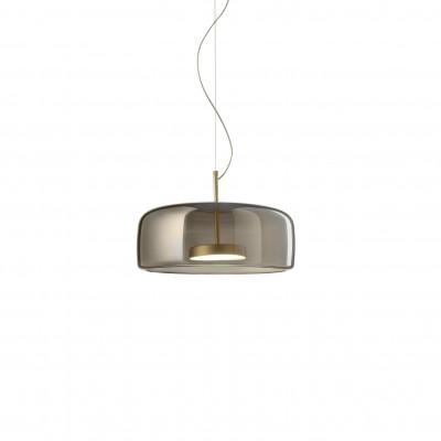 Vistosi - Retrò - Jube SP 1 L - Vintage chandelier - Fumé - LS-VI-SPJUBE1GAXOS - Warm white - 3000 K - Diffused