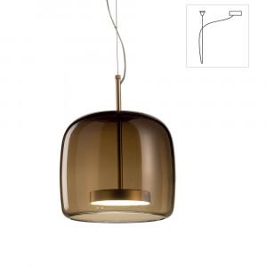 Vistosi - Retrò - Jube SP 1 S D1 - One light chandelier with decentralized attachment