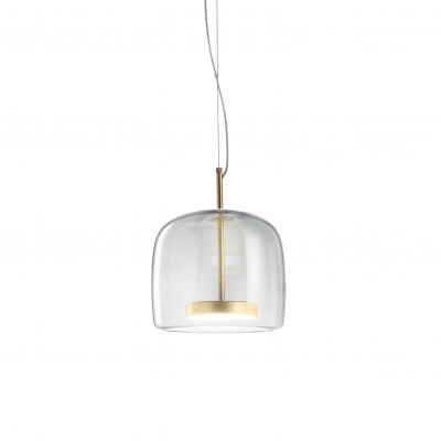 Vistosi - Retrò - Jube SP 1 S - Vintage chandelier - Fumé - LS-VI-SPJUBE1PCROS - Warm white - 3000 K - Diffused