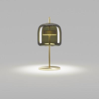 Vistosi - Retrò - Jube TL S LED - Blow glass table lamp