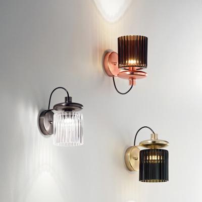 Vistosi - Retrò - Tread AP LED - Design wall light