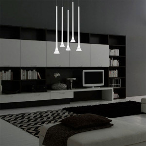 Vistosi - Sissi - Sissi SP D5 - 5 lights pendant lamp