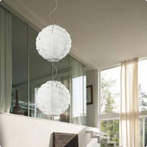 Vistosi - Tahoma Round - Tahoma Round SP2 - 2 lights pentant lamp