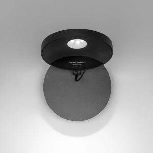 Artemide - Demetra - Demetra FA Interrupteur - Spot mural avec interrupteur