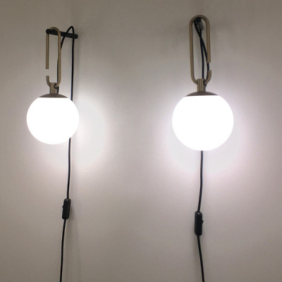 Artemide Nh Ap Applique Design Light Shopping