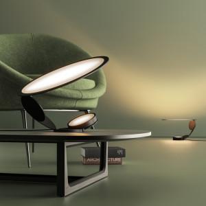 Axo Light -  - Cut TL LED - Lampe de table design