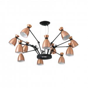 Faro - Indoor - Retro - Retro SP 12 - Suspension 12 lumières