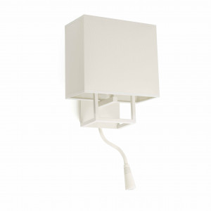 Faro - Indoor - Thana - Vesper AP R - Lampe murale avec lumière de lecture