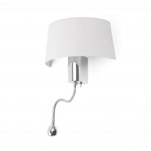Faro - Indoor - Volta - Hotel AP R - Lampe de chambre avec lumière de lecture