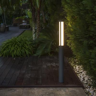 Faro - Outdoor - Cartago - Logar PT M - Borne d'extérieur LED taille M
