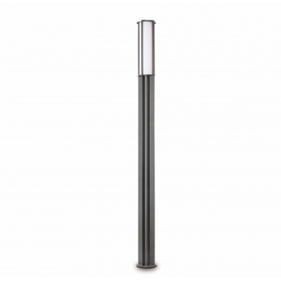 Faro - Outdoor - Datna - Cross-1 PT - Lampe de jardin design dimmable - Anthracite -  - Blanc froid - 5000 K - Diffuse