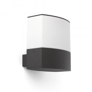 Faro - Outdoor - Datna - Datna AP - Applique minimale pour terrasse - Gris - LS-FR-74440