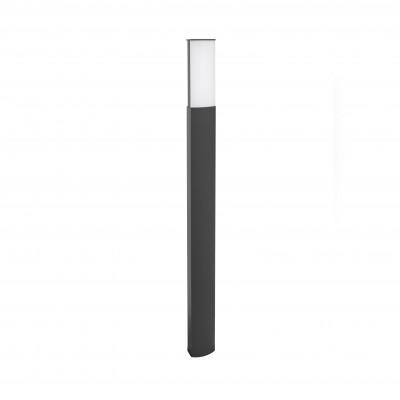 Faro - Outdoor - Datna - Datna PT XL LED - Lampadaire design d'extérieur avec double émission de lumière LED - Anthracite -  - Blanc chaud - 3000 K - Diffuse