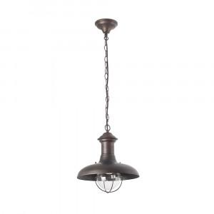 Faro - Outdoor - Estoril - Estoril SP L - Lampe suspension rustique pour grande terrasse