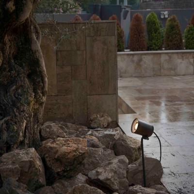 Faro - Outdoor - Garden - Flow ac - Accessoire piquet de jardin pour lampe Flow