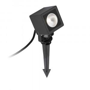 Faro - Outdoor - Garden - Sobek FA LED - Spot de sol LED ronde à encastrer avec piquet