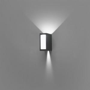 Faro - Outdoor - Klamp - Log AP LED - Lampe murale d'extérieurs à bi-émission