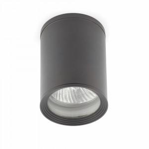 Faro - Outdoor - Naomi - Tasa PL - Plafonnier d'extérieur en aluminium - Gris - LS-FR-70806