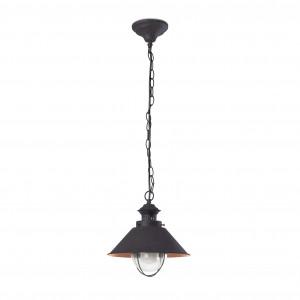 Faro - Outdoor - Nautica - Nautica 1L SP S  - Lampe suspension rustique pour l'extérieur taille petite