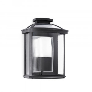 Faro - Outdoor - Paris - Ceres AP 1L - Applique de style français avec une lumière - Noir - LS-FR-71607