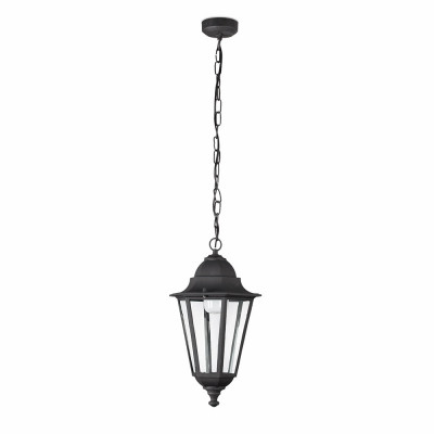 Faro - Outdoor - Paris - Paris SP - Lampe à suspension classique pour l'extérieur - Noir - LS-FR-73431