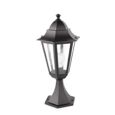 Faro - Outdoor - Paris - Paris TE - Lampe de sol en style classique d'extérieur - Noir - LS-FR-73434