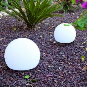 Faro - Outdoor - Portable - Balda TE M - Lampe de sol décorative d'extérieur taille moyenne