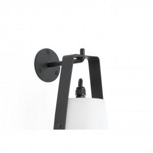Faro - Outdoor - Portable - Cat - Accessoire de suspension pour la lampe Cat - Noir - LS-FR-71556