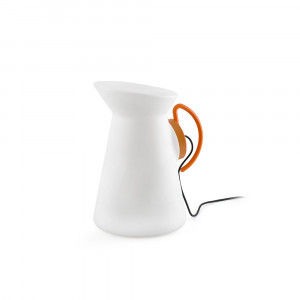Faro - Outdoor - Portable - Jarret PR - Lampe de sol multifonction portable - Orange - LS-FR-70477