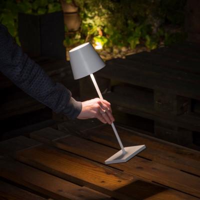 Faro - Outdoor - Portable - Toc TE LED - Lampe de table portable avec prise USB