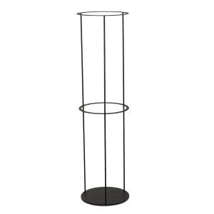 Faro - Outdoor - Portable - Versus PT L - Structure pour le lampadaire pour la lampe Versus - Noir - LS-FR-74424