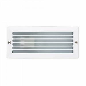 Faro - Outdoor - Sedna - Esca FA - Applique encastrable pour murs extérieurs - Blanc - LS-FR-71480