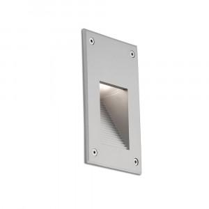 Faro - Outdoor - Sedna - Filter FA LED - Spot encastrable à LED pour extérieur - Gris -  - Très chaud - 2700 K - 120°