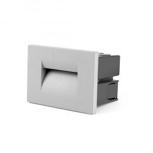 Faro - Outdoor - Sedna - Horus FA LED M - Spot à encastrer LED en aluminium de taille moyenne - Gris -  - Blanc chaud - 3000 K - 50°