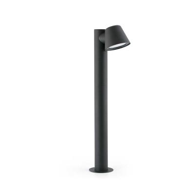 Faro - Outdoor - Sentinel - Gina PT - Borne lumineuse pour le jardin et les allées - Anthracite - LS-FR-71352