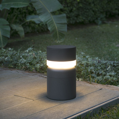 Faro - Outdoor - Shadow - Sete PT LED - Borne petite de jardin LED