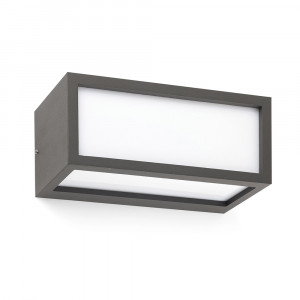 Faro - Outdoor - Steps - Tejo AP  LED - Applique d'extérieur à double émission - Gris - LS-FR-70573