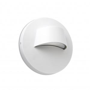 Faro - Outdoor - Sun - Brow AP LED - Applique LED - Blanc -  - Blanc chaud - 3000 K - Diffuse