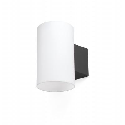 Faro - Outdoor - Sun - Lur AP LED - Applique avec un design minimal - Anthracite -  - Blanc chaud - 3000 K - Diffuse