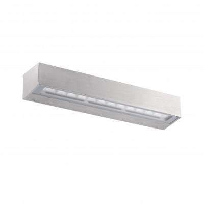 Faro - Outdoor - Sun - Tacana AP - Applique murale LED bi-émission pour l'extérieur - Aluminium -  - Blanc chaud - 3000 K - Diffuse