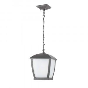 Faro - Outdoor - Wilma - Wilma SP L - Ssuspension à lanterne pour terrasses grande taille - Gris - LS-FR-75002