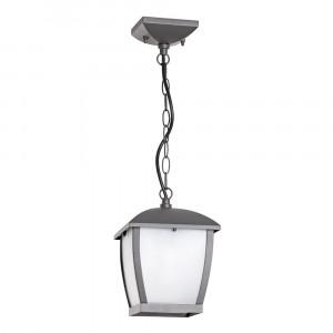 Faro - Outdoor - Wilma - Wilma SP S - Ssuspension à lanterne pour terrasses petite taille - Gris - LS-FR-74996