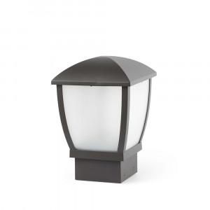 Faro - Outdoor - Wilma - Wilma TE L - Lampe de sol grande de jardin - Gris - LS-FR-75001