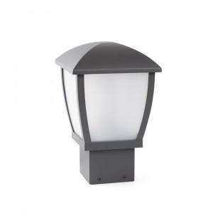 Faro - Outdoor - Wilma - Wilma TE S - Lampe de sol petite pour jardin - Gris - LS-FR-74997