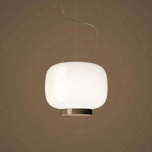 Foscarini - Chouchin - Chouchin Reverse 3 SP LED - Lustre design en verre