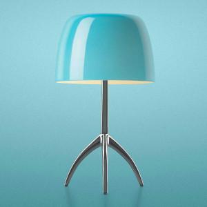 Foscarini - Lumiere - Lumiere TL L - Lampe de table L avec dimmer