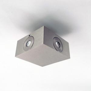 i-LèD - Outlet - LOOP 6 - Applique / plafonnier avec 4 émissions de lumière