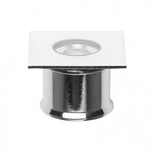 i-LèD - Uplights - Beret - Spot piétinable Beret-Q - powerLED 1 W 350 mA
