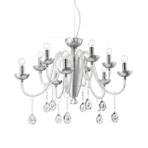 Ideal Lux - Baroque - Camelia SP10 - Suspension